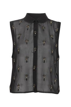 Goth-chic from Topshop