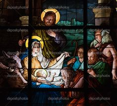 nativity scenes pictures | Nativity-Scene