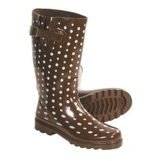 Western Chief Ditsy Dots Rain Boots - Waterproof | $34.95 | 41% Off