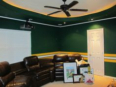 man cave packers | Slider's Green Bay Packer Mancave