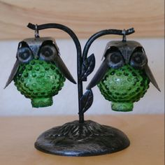 Owl salt n pepper shakers