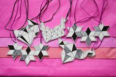 De skønneste smykker i krympeplast fra min yndlingsblogger