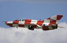 Croatia likely to upgrade existing MiG-21 fighters