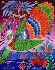 Peacock - Yuri Gorbachev