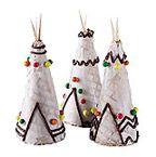Tepee Treats Thanksgiving Crafts for Kids