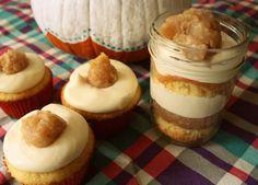Carosello: Three Cakes in a Jar Recipes