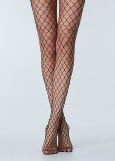 fishnet tights Calzedonia
