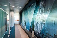 Aker Solutions Interior Design - By Peldon Rose