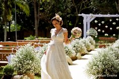 Casamento no Campo, Quinta das Bromélias, Campinas - SP, Brasil Outdoor Wedding - Brazil