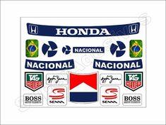 F 1, Honda, Mens Fashion, Ayrton Senna, Stickers, Moda Masculina, Man Fashion, Fashion Men, Men's Fashion Styles