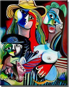 Picasso la famille source cool-arts.com
