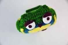 Crochet Owl  #diy, #crochet, #handmade toy/ softie byangie24.blogspot.com