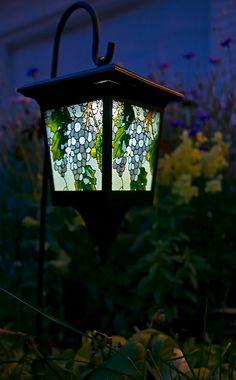 I love this lantern!