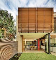 alexandria couryard house ~ matthew pullinger architect