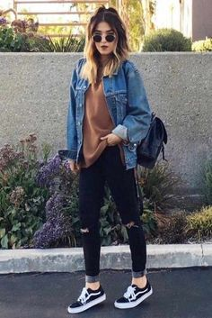 Chic Fall Outfit Ideas You ll Absolutely Love ☆ See more  http   cd57891a8