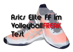 asics volley elite ff damen test