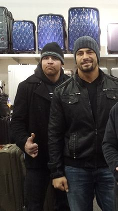 Jonathan Good and Joe Anoa'i as Dean Ambrose and Roman Reigns a. 2 of the most handsome men in the Roman Reigns Dean Ambrose, Wwe Dean Ambrose, Wwe Superstar Roman Reigns, Wwe Roman Reigns, Wrestling Stars, Wrestling Wwe, Roman Regins, The Shield Wwe, Professional Wrestling