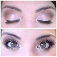 Products used:  Urban Decay Naked Palette (Virgin, Sin, & Smog)