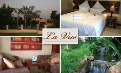 Daddy's Deals — Romantic getaway for 2 at La Vue Guest Lodge