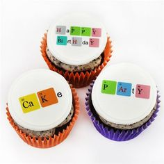 Periodic Table Cake Topper Uk