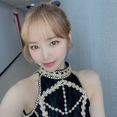 Cute Korean, Korean Girl, Wjsn Luda, Eyes On Me, Forever Girl, Japanese Girl Group, Kim Min, Pretty And Cute, Girl Crushes