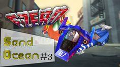 F-ZERO Level#3 Sand Ocean|NintendoLandia|Old Fashion Gamer|Gameplay HD