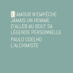 Amour. Legende Personelle. L'Alchimiste. The Alcgemist, Paulo Coelho
