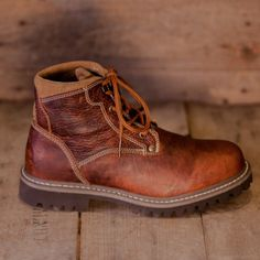 Mens Bison Hiking Boot by Buffalo Jackson Trading Co