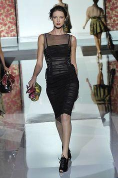 Dolce & Gabbana Spring 2008 Ready-to-Wear Collection Photos - Vogue