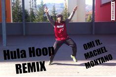 Hula Hoop Remix - OMI ft. Machel Montano choreography by Kelly Roberts