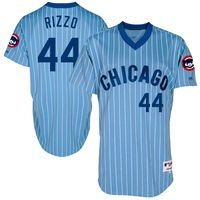 Do it 1981 style! Majestic Athletic 1981 throwback jerseys! $54.99 @Gocubsgoteamshop.com!