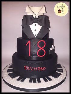 Torta Per I 18 Anni Le Mie Torte 18th Birthday Cake Cake E