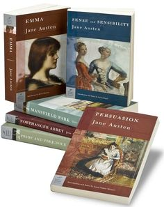 """Jane Austin! - always worth the time reading but my favorites are """"Sense and Sensability"""" and """"Pride and Prejudice""""!"""