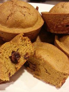 PB Pumpkin Muffins (1)