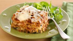 Slow-Cooker Gluten-Free Turkey Lasagna