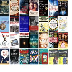 """Wednesday, March 15, 2017: The Patrick Heath Public Library has 16 new bestsellers, two new videos, one new audiobook, 62 new children's books, and 45 other new books.   The new titles this week include """"The Cutthroat,"""" """"Never Caught: Ona Judge, the Washingtons, and the Relentless Pursuit of Their Runaway Slave,"""" and """"The Devil's Triangle."""""""