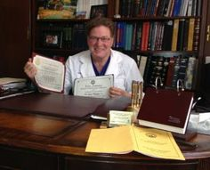 Check out Dr. Weinstein's interview in The Observer-Tribune about his recent award!