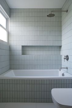 Home Interior Design .Home Interior Design Blue Bathroom Decor, Bathroom Interior, Small Bathroom, Master Bathroom, Modern Bathrooms, Budget Bathroom, Bathroom Ideas, Modern Bathtub, Small Bathtub