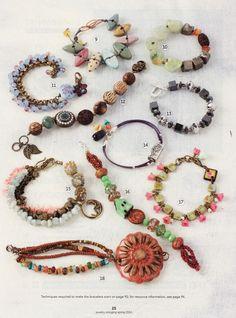 bracelet published in magazine  :) McKee Jewelry Designs