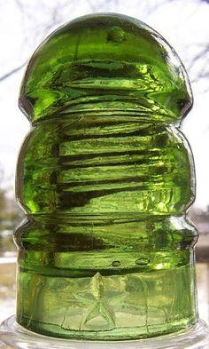 Olive Green Insulator
