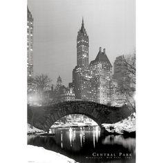 Art.com - Central Park 1961