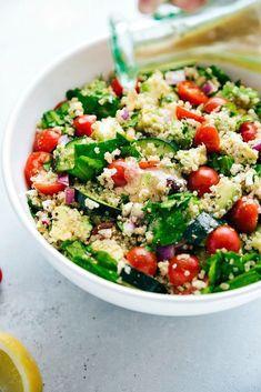Avocado Quinoa Salad | Chelsea's Messy Apron