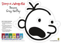 Diary of a Wimpy Kid Resources & Printables