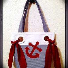 My new anchor bag