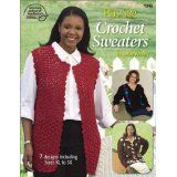 Plus -Size Crochet Sweaters (Paperback)By Kathy Wesley