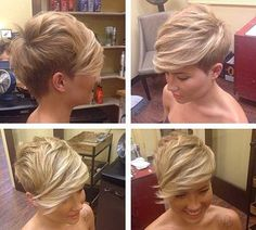 20 Best Blonde Pixie Haircuts | Pixie Cut 2015