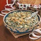 Hot Artichoke-Spinach Dip Recipe