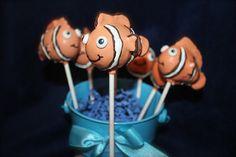 Nemo Cake Pops | by adorablysweetcakepops