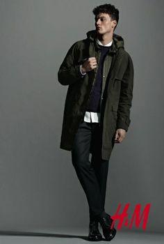 Moda hombre H&M otoño invierno 2013 2014 ¡adelanto!
