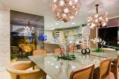 Decor Salteado - Blog de Decoração e Arquitetura : Salas de jantar-50 modelos maravilhosos e dicas de como decorar!